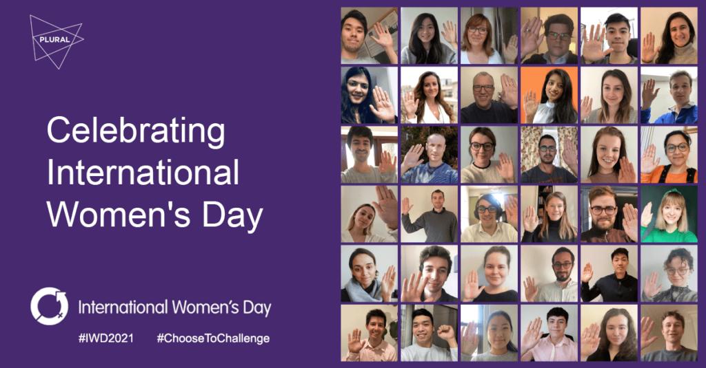 International Women's Day 2021 Plural Strategy