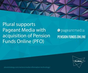 Pageant Media Pension Funds Online Aquisition Plural Strategy